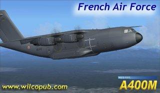 A400M Armée de l'air française